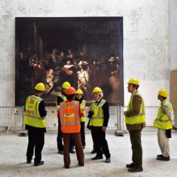 De 4-delige serie Het Nieuwe Rijksmuseum